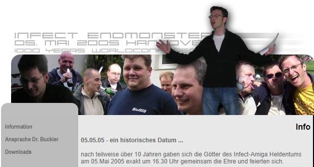 05.05.2005 – Endmonster Meeting – Ansprache Buckly